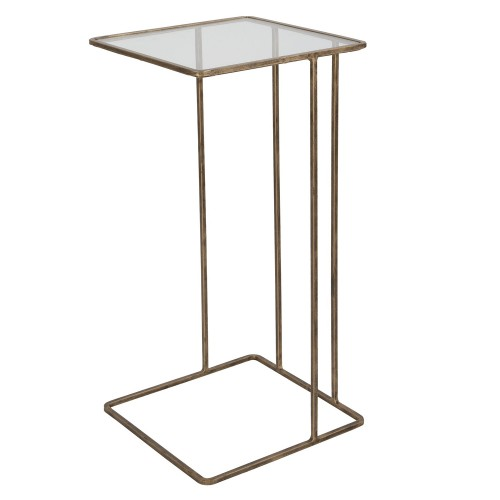Cadmus Side Table - Gold