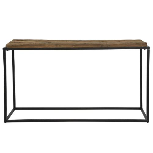Holston Salvaged Wood Console Table