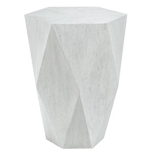 Volker Side Table - White