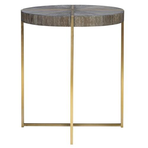 Taja Round Accent Table