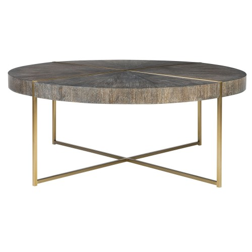 Taja Round Coffee Table