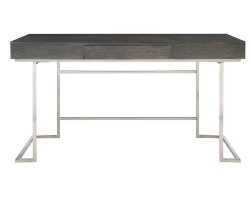 Claude Modern Desk - Oak
