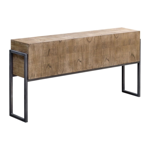 Nevis Contemporary Sofa Table