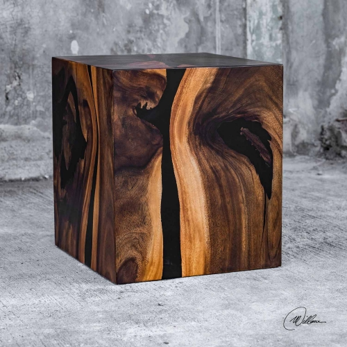 Neri Cube Accent Table
