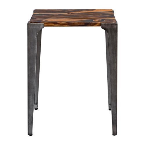 Mira Side Table - Acacia
