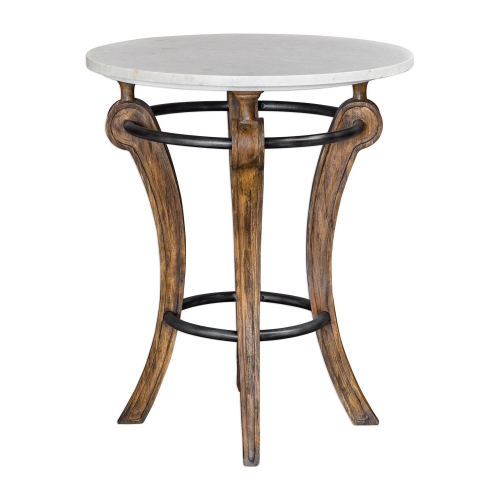 Maryan Accent Table - Marble