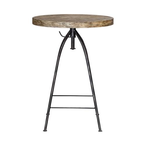 Dalvin Industrial Pub Table