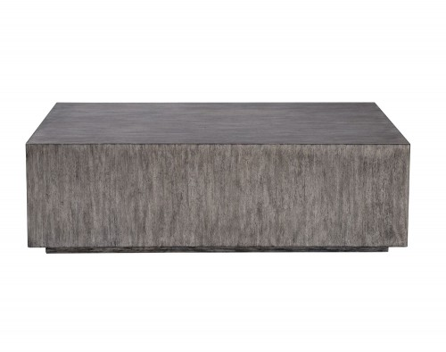Kareem Modern Coffee Table - Gray