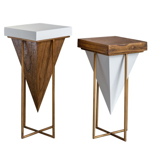 Kanos Accent Tables - Set of 2