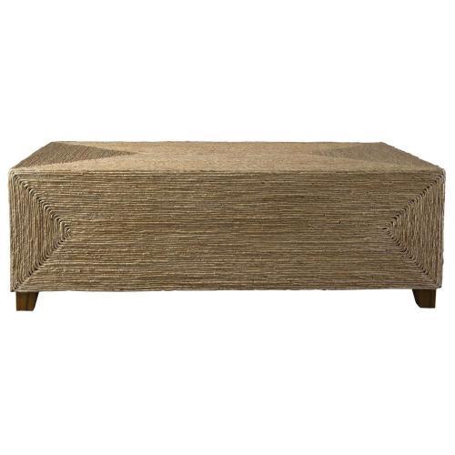 Rora Woven Coffee Table