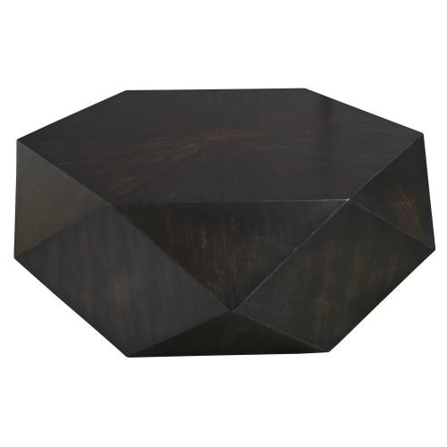 Volker Small Coffee Table - Black