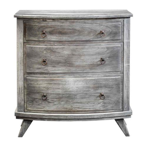 Jacoby Accent Chest - Driftwood