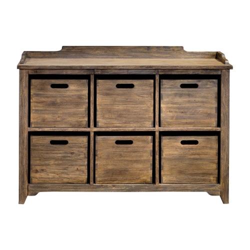 Ardusin Hobby Cupboard - Driftwood