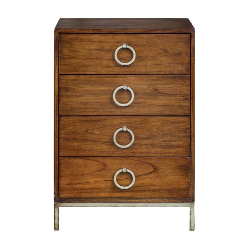Lucette Drawer Chest - Honey