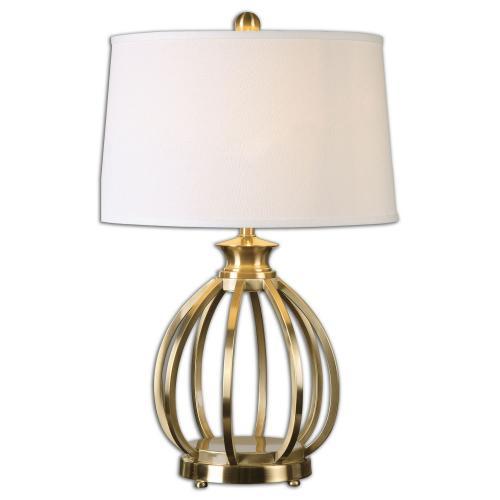 Decimus Lamp - Brass