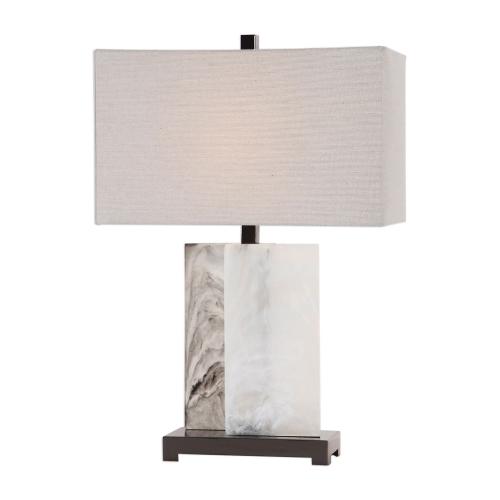 Vanda Table Lamp - Stone