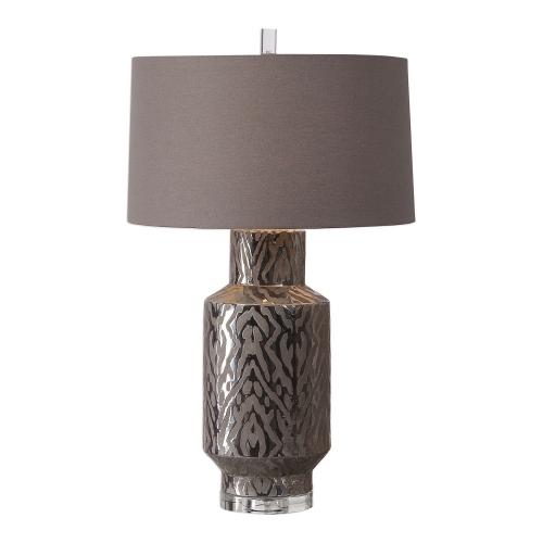 Zelda Table Lamp - Metallic Bronze