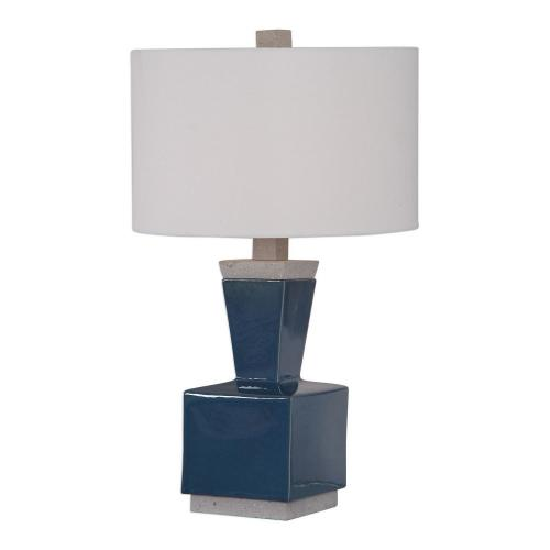 Jorris Table Lamp - Blue