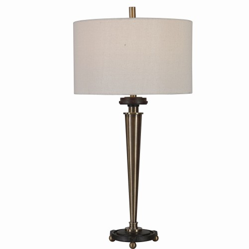 Osten Table Lamp - Brass