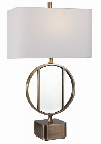 Luciana Table Lamp - Brass