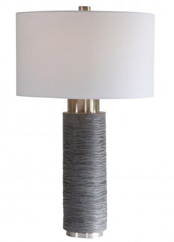 Strathmore Table Lamp - Stone Gray