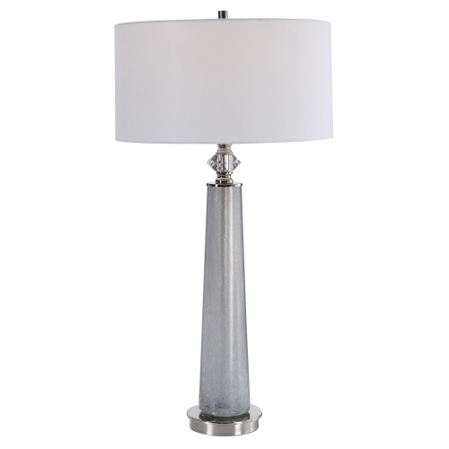 Grayton Table Lamp - Frosted Art
