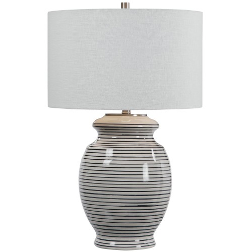 Marisa Table Lamp - Off White