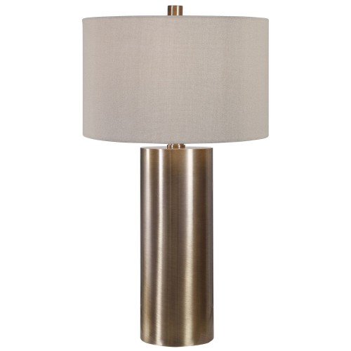 Taria Table Lamp - Brushed Brass