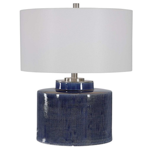 Monterey Table Lamp - Blue