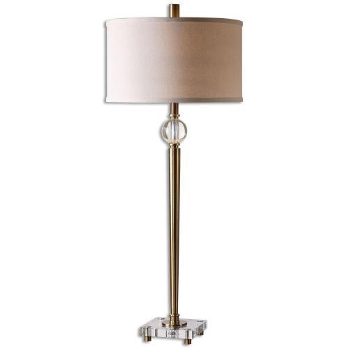 Mesita Buffet Lamp - Brass