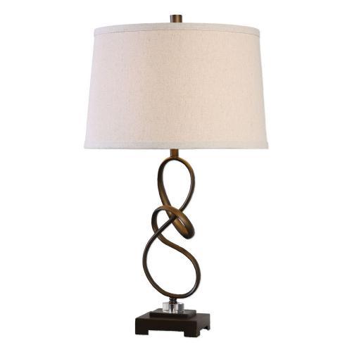 Tenley Oil Rubbed Lamp - Bronze