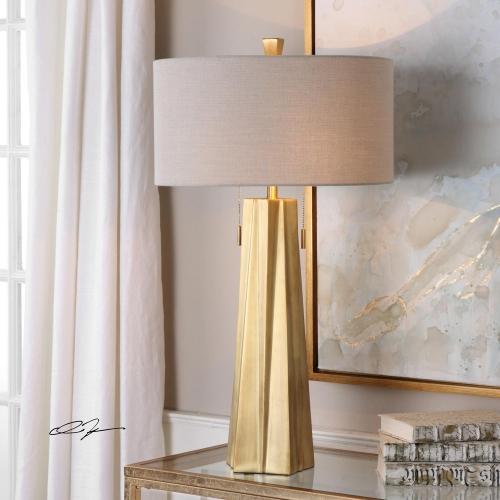 Maris Table Lamp - Gold