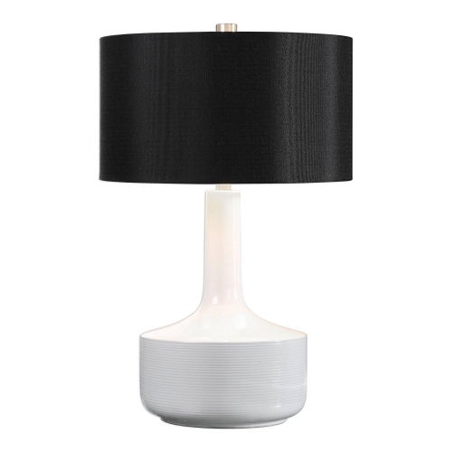 Drenova Modern Table Lamp - White