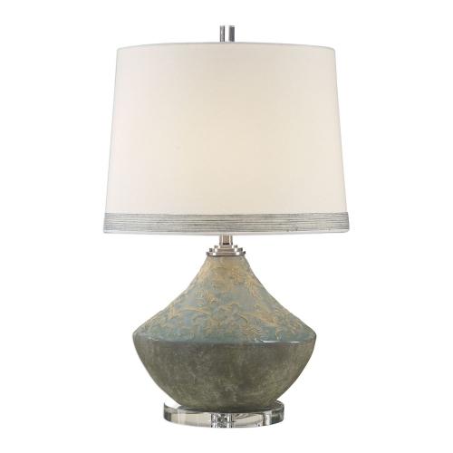 Padova Lamp - Aged Light Blue