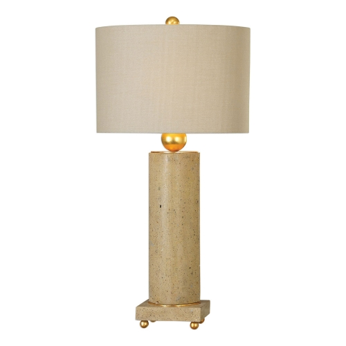Krisel Column Lamp - Oval