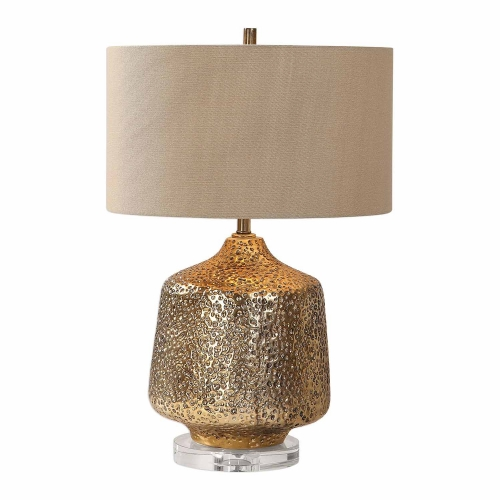 Galaxia Lamp - Metallic Gold