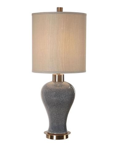 Cailida Lamp - Blue Gray