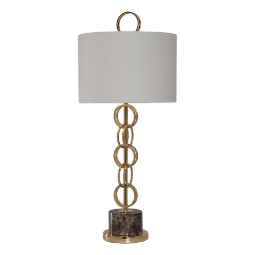Catarina Table Lamp - Gold Ring