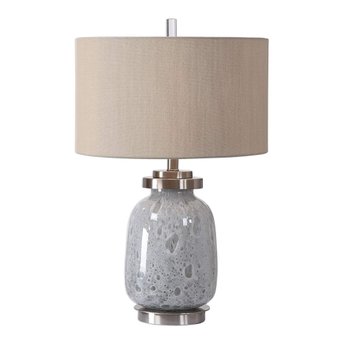 Eleanore Table Lamp - Blue Gray