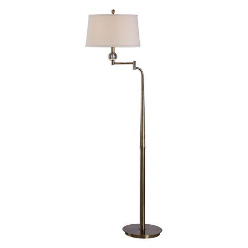 Melini Swing Arm Floor Lamp
