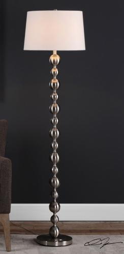 Eloisa Sphere Floor Lamp