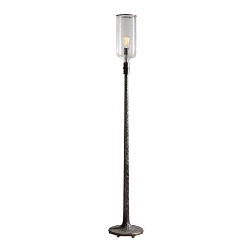 Hadley Old Industrial Floor Lamp