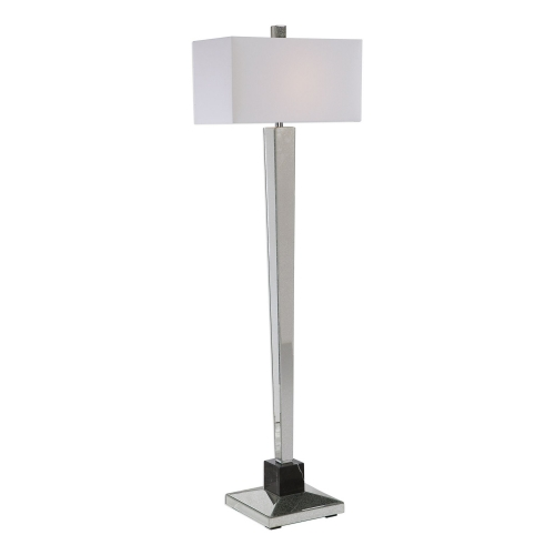 McBryde Mirrored Floor Lamp