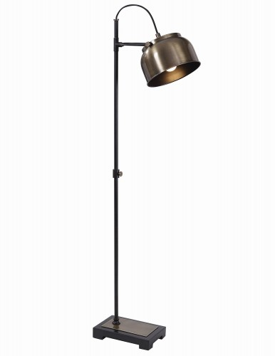 Bessemer Industrial Floor Lamp