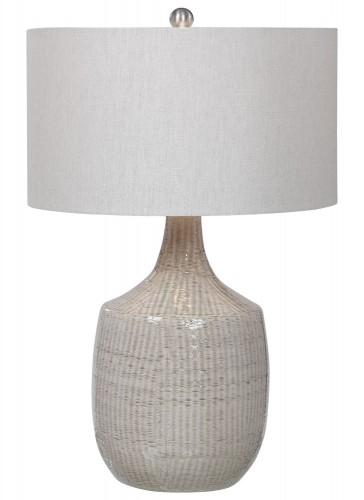 Felipe Table Lamp - Gray
