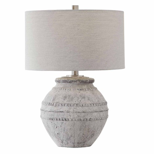 Montsant Table Lamp - Stone