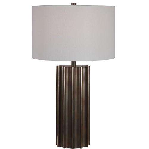 Khalio Table Lamp - Gun Metal
