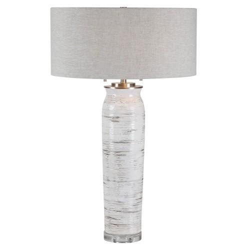 Lenta Table Lamp - White