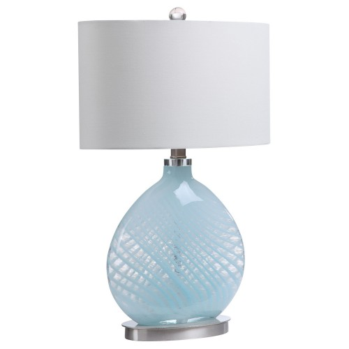 Aquata Glass Table Lamp
