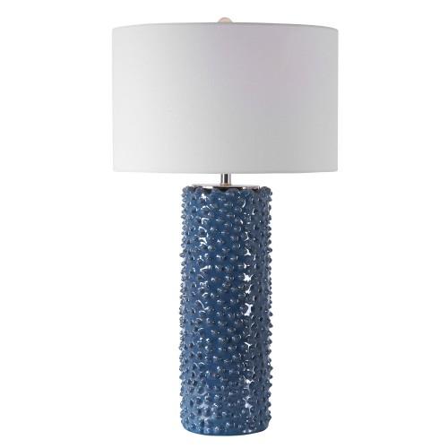 Ciji Table Lamp - Blue